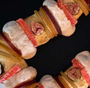 Rosca de Reyes de Comal de Piedra